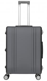 Packenger Aluminium Luxury Traveller Alu Reisekoffer 68L Titan