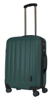 Packenger Velvet Koffer Velvet L Dunkelgrün