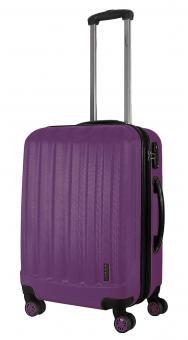 Packenger Velvet Koffer Velvet L Lila