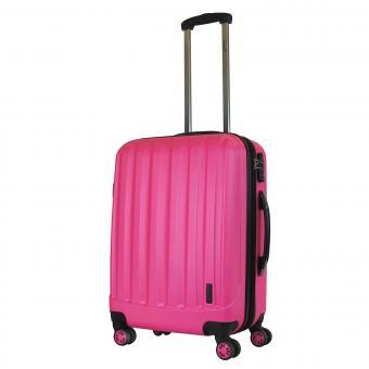 Packenger Velvet Koffer Velvet L Magenta