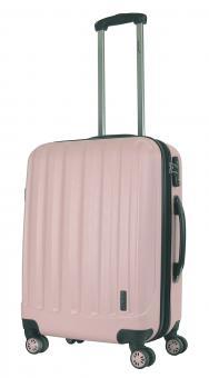 Packenger Velvet Koffer L Mauve