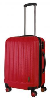 Packenger Velvet Koffer Velvet L Rot