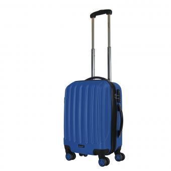 Packenger Velvet Koffer M Dunkelblau