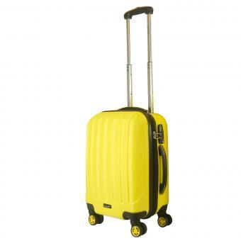 Packenger Velvet Koffer Velvet M Lemon-Gelb