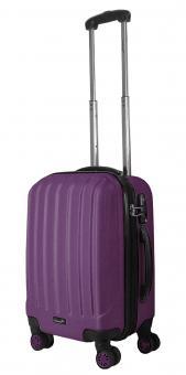 Packenger Velvet Koffer M Lila