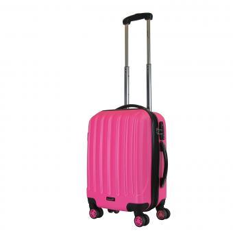 Packenger Velvet Koffer Velvet M Magenta