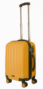 Packenger Velvet Koffer M Orange