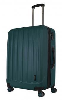 Packenger Velvet Koffer XL Dunkelgrün