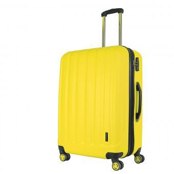 Packenger Velvet Koffer XL Lemon - Gelb