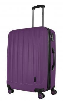 Packenger Velvet Koffer XL Lila