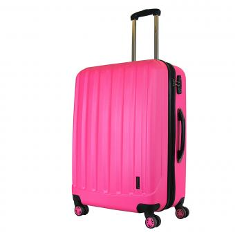Packenger Velvet Koffer XL Magenta