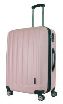 Packenger Velvet Koffer XL Mauve