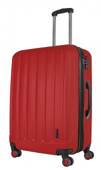 Packenger Velvet Koffer XL Rot