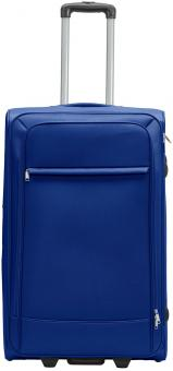Packenger Lite Business Traveller Stoffkoffer XL Dunkelblau
