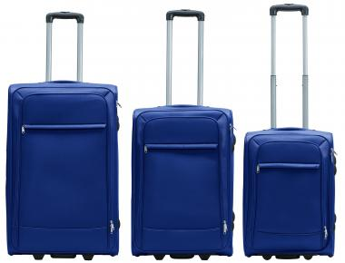 Packenger Lite Business Traveller Textilkoffer 3er-Set