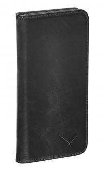 Packenger Klapphülle Luxury für iPhone 5/5S/SE Schwarz