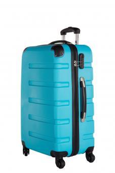 Packenger Marina Koffer L Blau