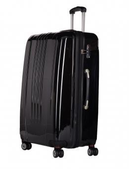 Packenger Stone Premium Koffer M Schwarz