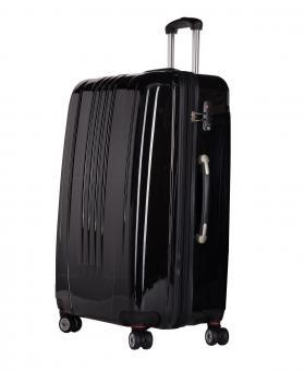 Packenger Stone Premium Koffer XL Schwarz