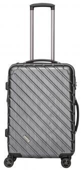 Packenger Vertical Premium Koffer L Anthrazit Metallic