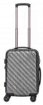 Packenger Vertical Premium Koffer M Anthrazit Metallic