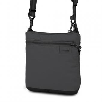 pacsafe Citysafe LS50 Anti-Diebstahl Cross-Body-Tasche Black