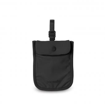 pacsafe Coversafe S25, Secret bra pouch Black