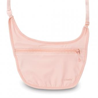 pacsafe Coversafe S80 Versteckter Brustbeutel Orchid Pink