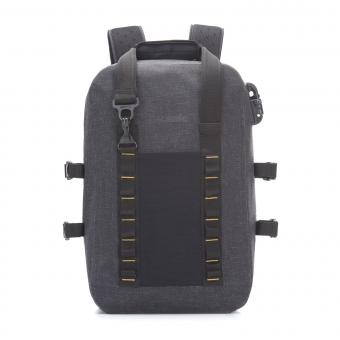 pacsafe Dry 25L Rucksack mit RFID-Schutz Charcoal