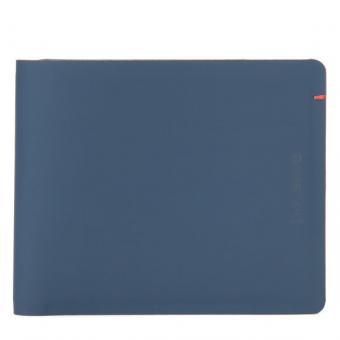 pacsafe RFIDsafe TEC Bifold Geldbörse mit RFID-Schutz Navy/Red