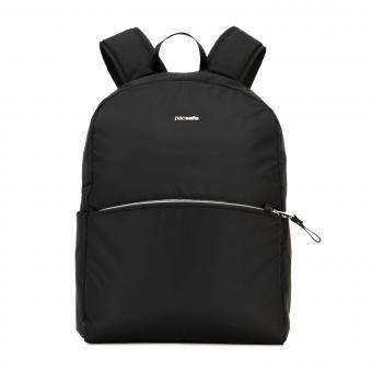 pacsafe Stylesafe Rucksack mit RFID-Schutz Black