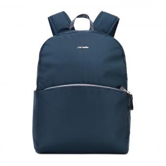 pacsafe Stylesafe Rucksack mit RFID-Schutz Navy Blue