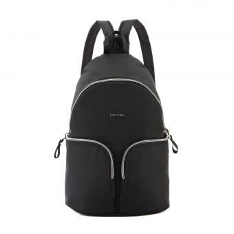 pacsafe Stylesafe Sling Rucksack mit RFID-Schutz Black