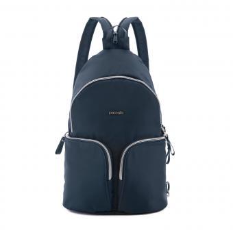 pacsafe Stylesafe Sling Rucksack mit RFID-Schutz Navy Blue