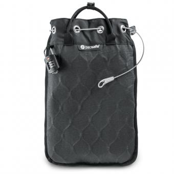 pacsafe Travelsafe Tragbarer Anti-Diebstahl Safe 5L GII Charcoal
