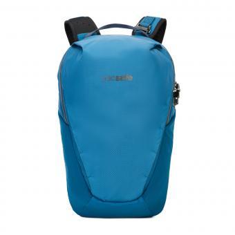 pacsafe Venturesafe X 18 Rucksack RFID-Schutz Blue Steel