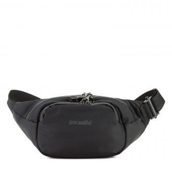 pacsafe Venturesafe X Waistpack mit RFID-Schutz Black