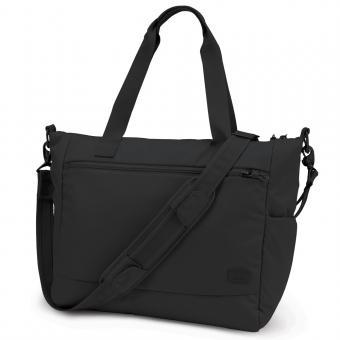 pacsafe Citysafe CS400 Anti-Diebstahl Reisehandtasche Black