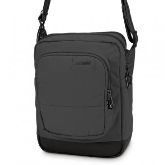 pacsafe Citysafe LS75 Anti-Diebstahl Cross-Body-Reisetasche Black