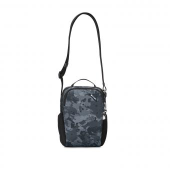 pacsafe Vibe 200 Anti-theft compact travel bag Reisetasche Grey Camo