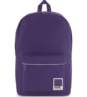Pantone Universe Large Laptop Backpack Loganberry