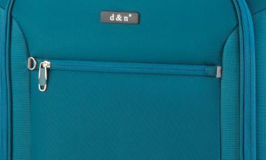 d&n Travel Line 64 Beautycase 6430 petrol
