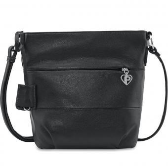 Picard Charme Damentasche aus Leder 9021 Schwarz