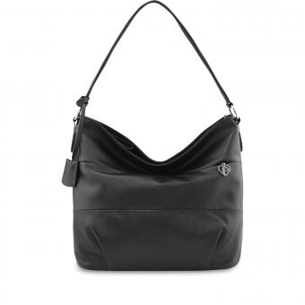 Picard Charme Damentasche aus Leder 9022 Schwarz