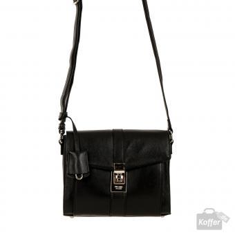Picard Fan Damentasche aus Leder 9018 Schwarz
