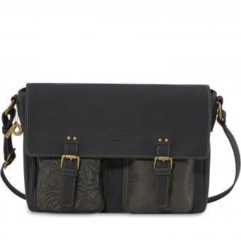 Picard Jungle Damentasche 2316 schwarz