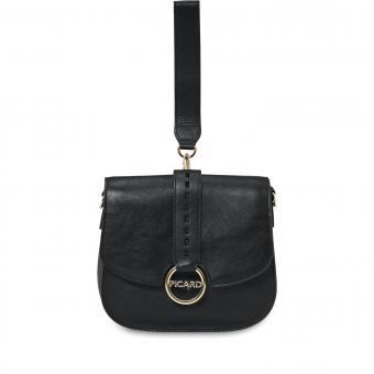 Picard Tiffany Damentasche aus Leder 9023 schwarz