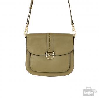 Picard Tiffany Damentasche aus Leder 9024 matcha