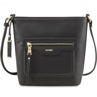 Picard Be Nice Damentasche 2451 Schwarz