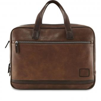 "Picard Breakers Laptoptasche 16"" mit Tabletfach 2462 Whisky-Kom"